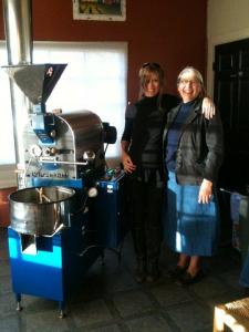 Debbie and Mary McGinn, owners of The Bean