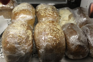 Daily Fresh Baked Bread at the Bean in Mesilla