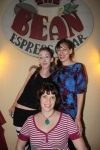 The awesome staff at the Bean In Mesilla