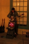 Fast Heart Mart plays live at The Bean in Mesilla