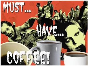 Coffee Zombies the play